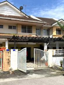 Facing Field 2 Storey Terrace House For Sale