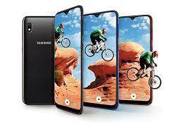 "Samsung Galaxy A10 (6.2"" Infinity-V Display)MYset"