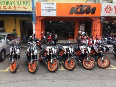 KTM Duke390 Duke 390 (Jom Jimat) Free Apply
