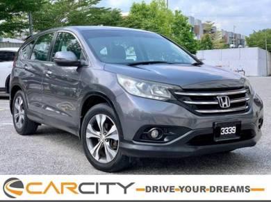 Y 2015 Honda CR-V 2.4 ANDROID PLY P/SRT L/SEAT 2.0