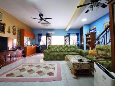 Two Storey Terrace House for Sale at Pulai Indah, Skudai 5R,3B