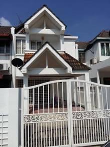 2 storey terrace, wangsa siaga, wangsa maju/melawati