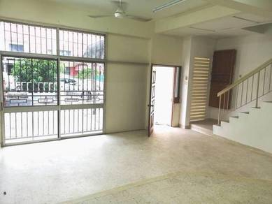 Permas Jaya 3, gng, original, 22x75 sqft, North