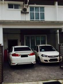 TERES FURNISHED | READY4MOVE IN CONDITION| Puncak Alam | BOOKING RM500