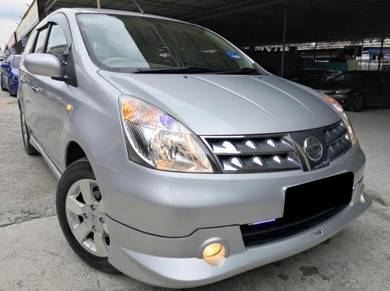 Nissan Livina 1.8 (A) TIPTOP CONDITION ONE OWNER