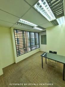 Bilik Pejabat Office Room Besar dan Lengkap Permaisuri Cheras KL
