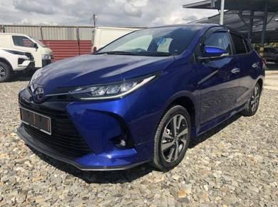 2021 Toyota VIOS G 1.5 Auto 7 Speed