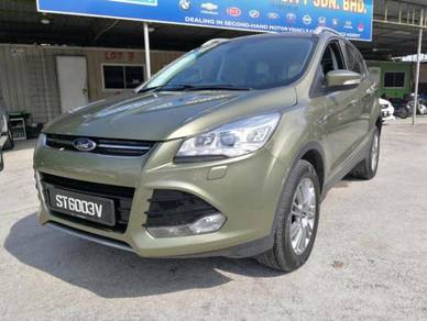 Ford KUGA 1.6 (A) GTDI ECOBOOST,POWER BOOT