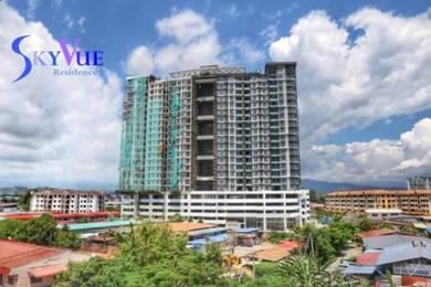 Skyvue Residence Condominium , Kobusak , Penampang