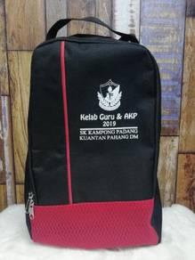 Backpack & Bag Sukan ( Boleh cetak & sulam )