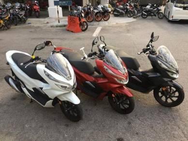 2019 Honda PCX 150 ( Low Deposit & Free Apply )