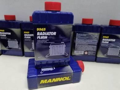 MANNOL 9965 Radiator Flush bersih sistem penyejuk