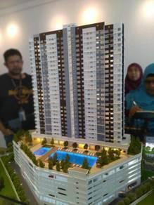 Bangi new condo residence