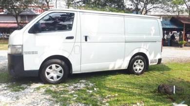 2016 Toyota Hiace Panel Van 2.5 DIESEL (M)