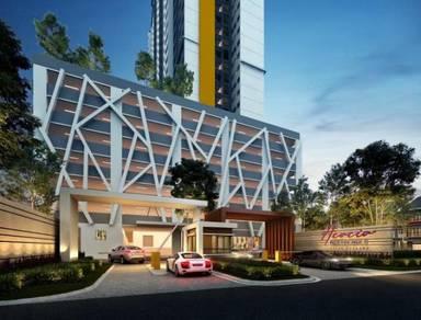 [Project] Service Apartment termurah dengan 0% D/P dan 100% loan
