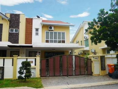 Below market value*2 storey luxury semi d house at pearl 132