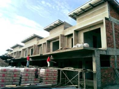 New launch 2 stry teres PD / Bandar Springhill / Sendayan / S2