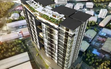 Skyvue Residence Condominium, Kobusak, Penampang