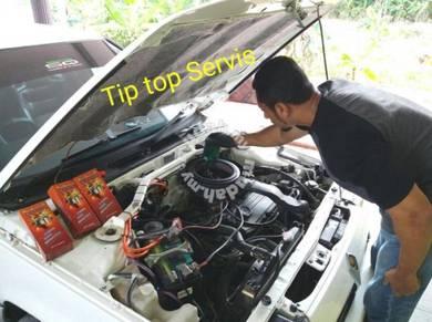 Enjin Ringan, Senyap & Jimat Minyak (MINI)