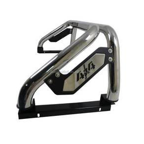 Hilux revo rocco Dmax stainless steel roll bar