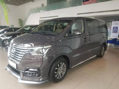 New Hyundai Grand Starex for sale
