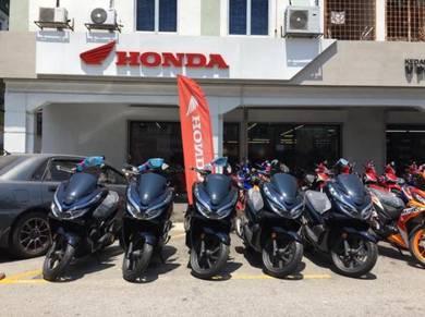 Honda Impian-X PCX 150 Hybrid (Free Apply)
