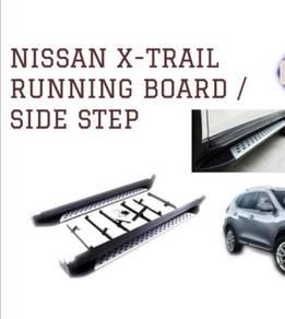 Nissan X-Trail side step running board x trail