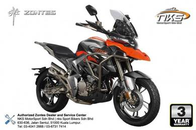 Zontes 310-T (3 Years Warranty) TEST RIDE WELCOME!