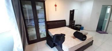 Fully Furnished Bam Villa Taman Maluri Cheras Near Kl City