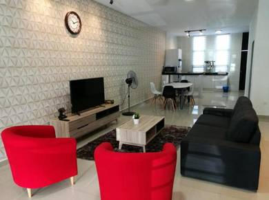Bangi Avenue 3, Bangi – Terrace House for Rent Fully Furnished