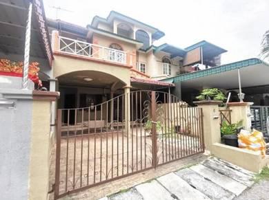 Rumah 2½ Tingkat Taman Rapat Perdana Strawberry Park Ampang Ipoh