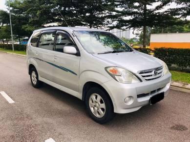 Toyota AVANZA 1.3 E (A)