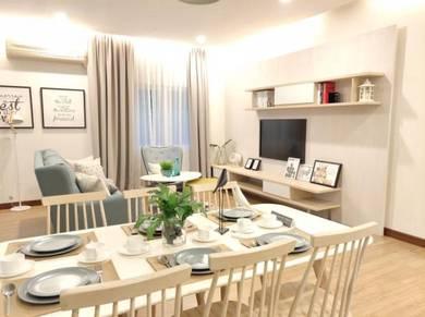 Larkin 3 + 1 Bedroom New Project Big Sqft Full Loan Zero Downpayment