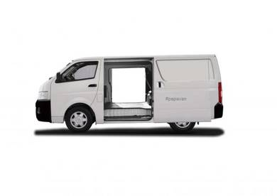 New Toyota Hiace Foton View C2 Panel Van