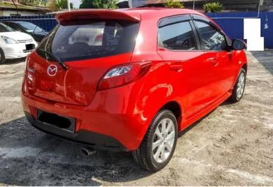 2011 Mazda 2 1.5 V (A) CBU HATCHBACK