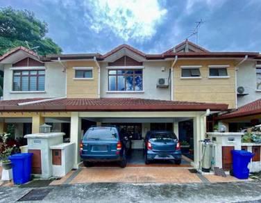 Extended Freehold 2-Sty Sri Damai Garden Terrace Bukit Rimau Shah Alam