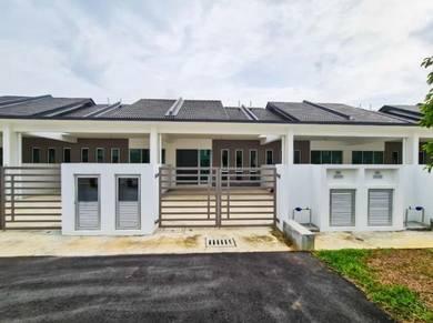 [LUAS] Teres 1 Tingkat Taman Semarang Intan Dengkil