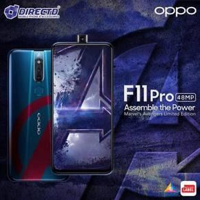 OPPO F11 PRO Marvel's Avengers EDISI TERHAD-MYset