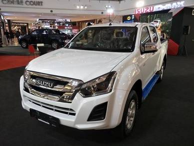 Isuzu D-max MERDEKA SALES interest rate 0.88%