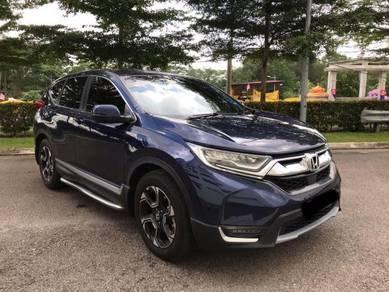 (2019) Honda CR-V 1.5 TC-P 2WD SERVICE UNDER HONDA