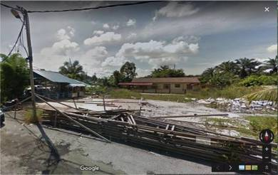 Tanah Lot 8000 kaki persegi untuk dijual - Teluk Intan