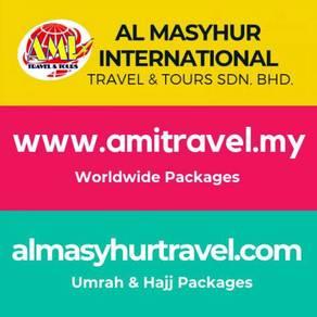 AMI Travel | 5D4N Best of Perth, Australia
