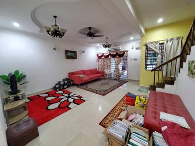 Rumah Sewa Teres Landed 2 Tingkat Puncak Perdana Seksyen U10 Shah Alam