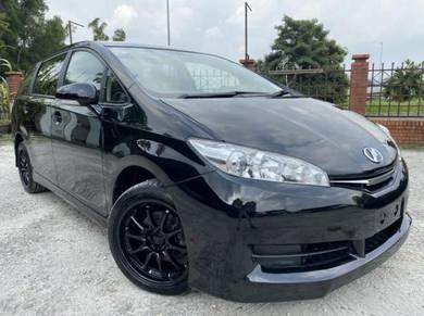 Y2018 Toyota WISH 1.8 X (A) 5Y WARRANTY