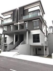 [NEW w/ Private Lift] 3 sty Semi D Desa Hill Villas , Desa Petaling