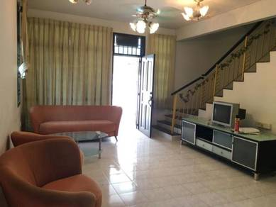 Mutiara rini 2 storey best location and price 0 downpayment call now