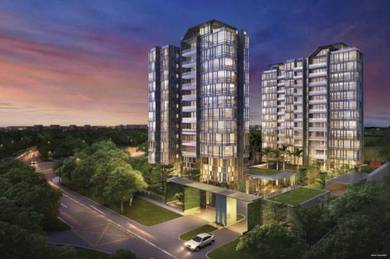 NEW LAUNCH FREEHOLD Condo 3R 2B ~FREE PART FURNITURE