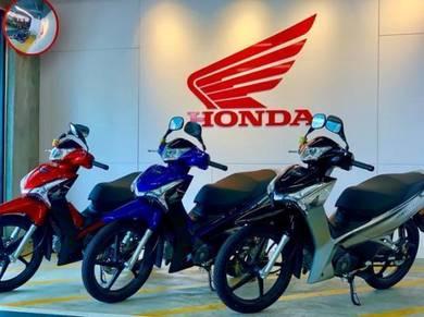 Honda Wave 125 1Disc (Promosi ) Good Deals