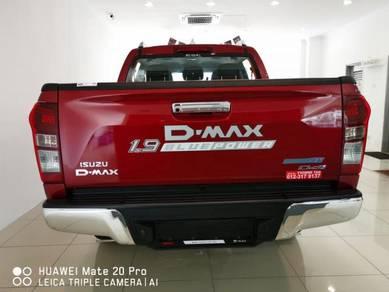 2020 Isuzu Dmax 1.9L 4X2 (A) Premium