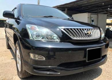 2007 Toyota HARRIER 2.4 240G (A)CAN LOAN LOW D/P